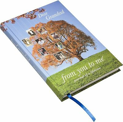 Dear Grandad, from you to me (Tree design) (Journal of a Lifetime) [Hardcover...