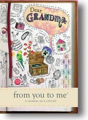Dear Grandma, from you to me (Sketch design) (Journal of a Lifetime) [Hardcov...