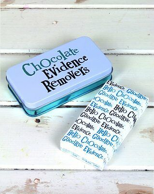 Bright Side Tissue Tin - Chocolate Evidence Removers