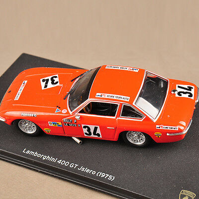 IXO Toy 1:43 Lamborghini 400 GT Jslere (1975) Minicar Collection Diecast Model