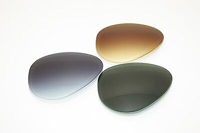 Generic Replacement Lenses For Rayban Rb 4125 Aviators - 3 Colors