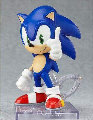 Anime Sonic The Hedgehog Nendoroid Series PVC Action Figure New in Box