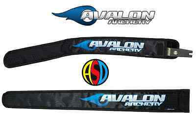 Pair of Avalon Archery Limb Covers Textile Protection Takedown Recurve