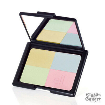 E.L.F. Studio COOL TONE CORRECTING POWDER Bronzer ELF Cosmetic Makeup New #83801