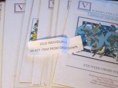 Vickery Collection Miscellaneous Cross Stitch Chart Your Choice