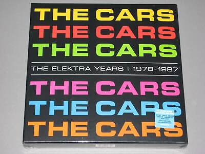THE CARS The Elektra Years 1978-1987 180g 6 LP Colored Vinyl New Sealed Vinyl