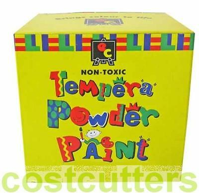 Brown Tempera Paint Powder - 1.5kg