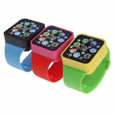 Baby Kids Educational Smart Watch Early Learning 3D Touch Screen Music Toy