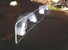 wind deflector to fit Renault Megane  2 convertible  2003 to 201 1PVC