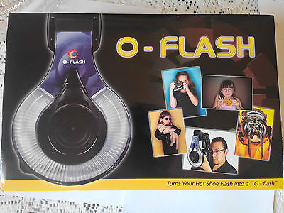 Oh-Flash shadowless Flash Ring Adapter F160