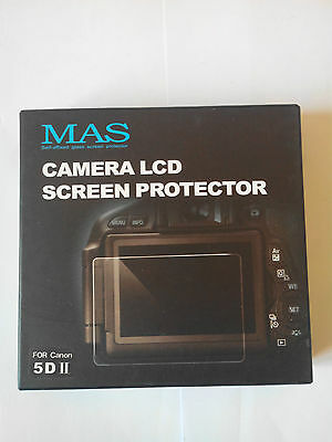 Mas Camera Lcd Screen Protector Pour Canon 5D Ii
