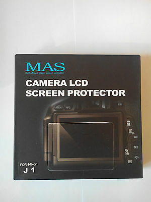 Mas Camera Lcd Screen Protector Pour Nikon J1