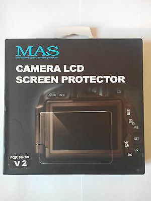 Mas Camera Lcd Screen Protector Pour Nikon V2