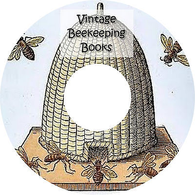 Old Vintage Bee Keeping Books on CD Apiary • EUR 3,27