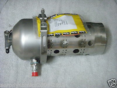 Gtcp85 Garrett Airesearch Aircraft Apu Gas Turbine Engine Combustion Assembly