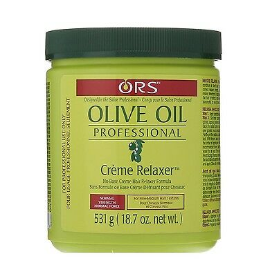 ORS Olive Oil Professional Creme Relaxer Normal Strength 531g / 18.7oz