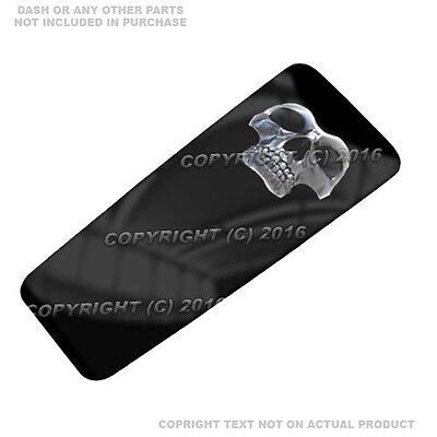 SMILE FACE WHITE 065 Gas Tank Dash Decal For Streetglide 06-07