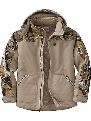 Legendary Whitetails Canvas Cross Trail Workwear Jacket