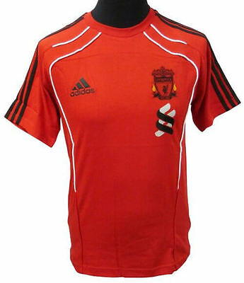 Liverpool Red T-Shirt 10-11