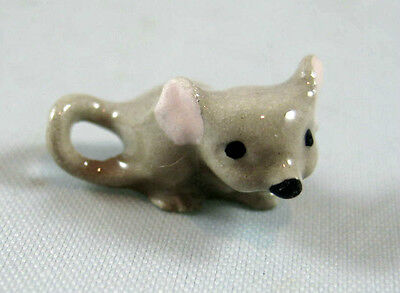 Hagen Renaker miniature made in America Mouse Baby