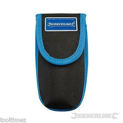 Silverline Phone Pouch 170 x 80mm Tool Storage DIY Tool  633701 S