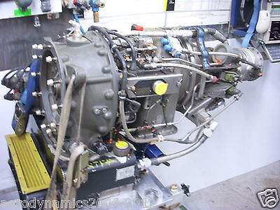 Boeing B52 U.s Air Force General Electric Aircraft Gas Turbine Drive Unit