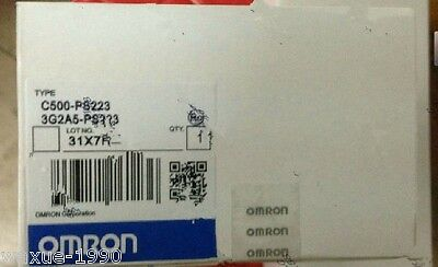 NEW Omron PLC power module C500-PS223 IN BOX