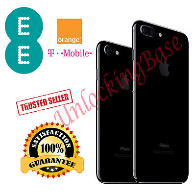 Orange / Ee/ T-Mobile Uk Unlock Blacklisted Block Iphone 6 / 6+ / 6S / 6S+