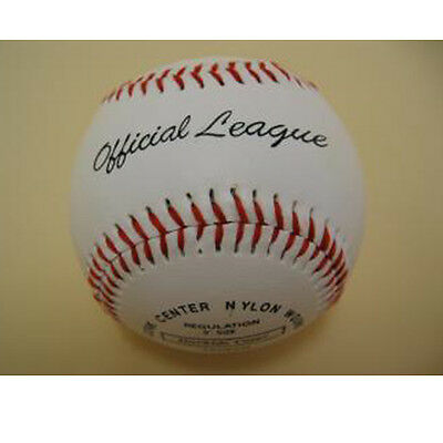 Falcon Sports Official League Synthetic Leather Baseball (Fal-B307K)