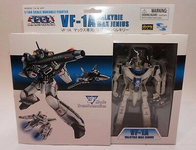 Macross VF-1A Valkyrie Max Jenius 1/100 Scale Variable Fighter NEW MINT RARE