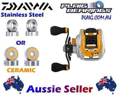 Daiwa Baitcaster Fishing Reel Upgrades - Handle Knob Bearing Upgrade