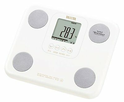 TANITA BC-751-WH Body Composition Diet Monitor 5 colors White