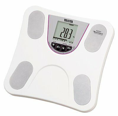 TANITA Body composition monitor White BC-754-WH Digital Scale from Japan