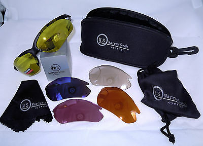Sports glasses Marcus Smith protective interchangeable lenses 5 colours