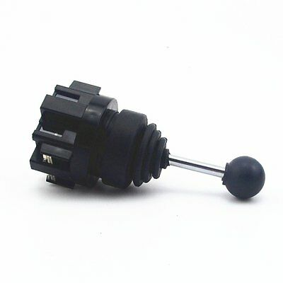 SPST 2NO Two Position Momentary Type Monolever Joystick Switch