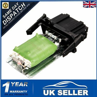 Heater Blower Motor Fan Resistor For Seat VOLKSWAGEN GOLF MK III POLO CADDY