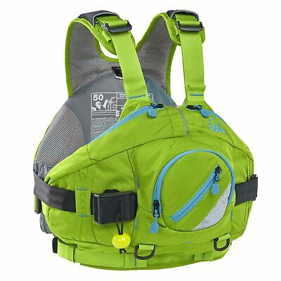 Palm AMP White Water PFD Buoyancy Aid 2017 - Lime
