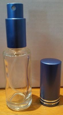 Refillable Glass Spray Bottles 12ml Mini Perfume Attar Atomisor Portable Empty