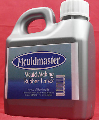 High Quality Premium Liquid Latex rubber for moulding/dipping 1Litre