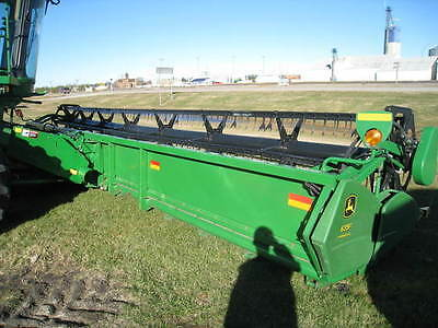 2004 John Deere 635F Headers