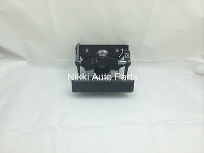 Liftgate Tailgate Textured Black Rear Back Latch Outside Door Handle