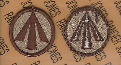 US Army Military Traffic Management MTM Command patch m//e