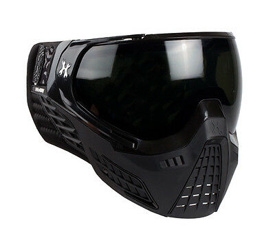 New HK Army KLR Thermal Paintball Goggles Mask - Onyx Black