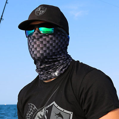 Hats headwear clothing shoes accessories fishing for Neck gaiter fishing
