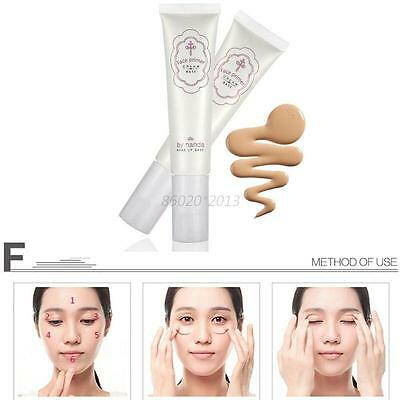 Oil-control Makeup Base Face Foundation Primer Pores Invisible Whitening NEW