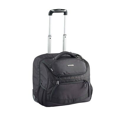 Caribee Mobile Office Wheeled Laptop Compatible Carry Bag