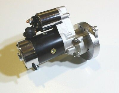 Ford Starter Motor 3Hp Reduction Black Cleveland-Windsor 302-351 Suit Automatic