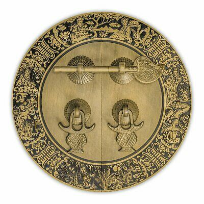 Blessings for Long Life Cabinet Face Plate 5-1/2""