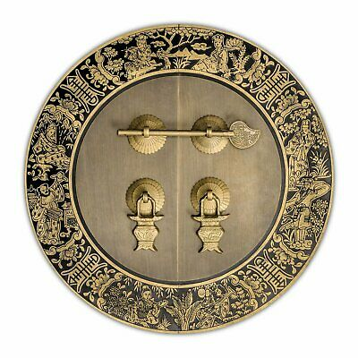 """CBH BLESSINGS FOR LONG LIFE Cabinet Face Plate 9-1/2"""""""