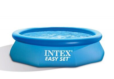 INTEX Easy Set Swimming Pool Schwimmbecken Badespaß Aufstellpool 305 x 76 cm